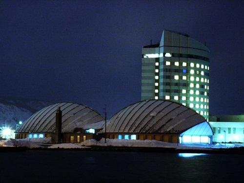 ANA クラウン プラザ ホテル 稚内◆近畿日本ツーリスト