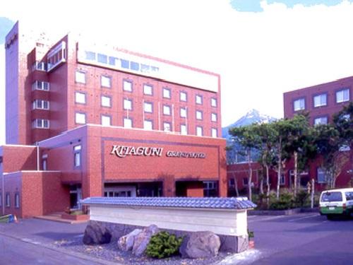 利尻島 基本ホテル 北国グランドホテル 外観