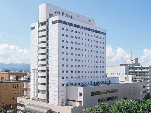 割増なしでOKホテルの一例 旭川「アートホテル旭川」 ※旭川駅より徒歩約15分