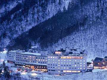 ホテル大雪  外観