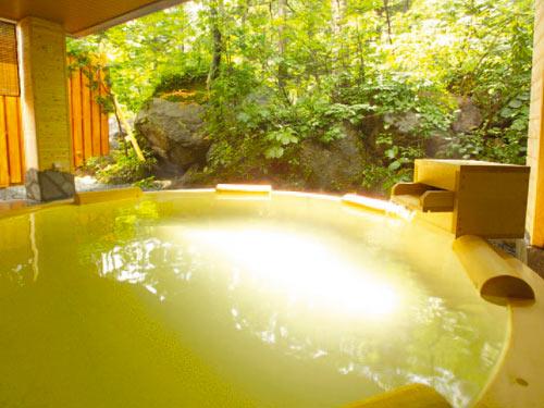 目の前には層雲峡の柱状節理が広がり、四季折々の渓谷美は感動的♪温泉もお楽しみ! 北海道 層雲峡温泉に泊まろう!スタンダードプラン