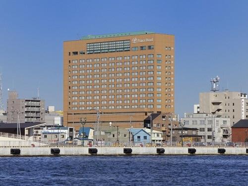 釧路プリンスホテル 全景イメージ(基本ホテルの一例)