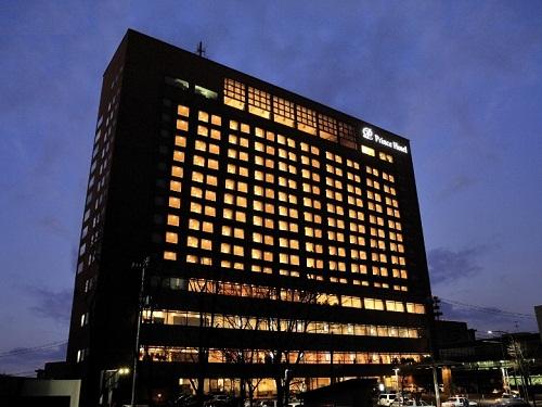 釧路プリンスホテル  外観イメージ