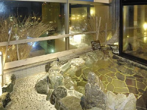最上階の釧路川を望む男女別天然温泉大浴場でおくつろぎ♪ ビジネスに!観光に!北海道 釧路ステイ!スタンダードプラン