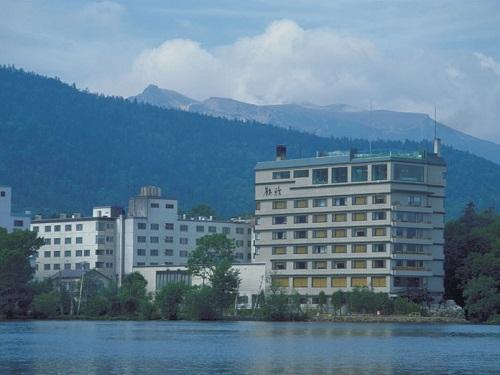あかん遊久の里 鶴雅 全景イメージ(割増ホテルの一例)