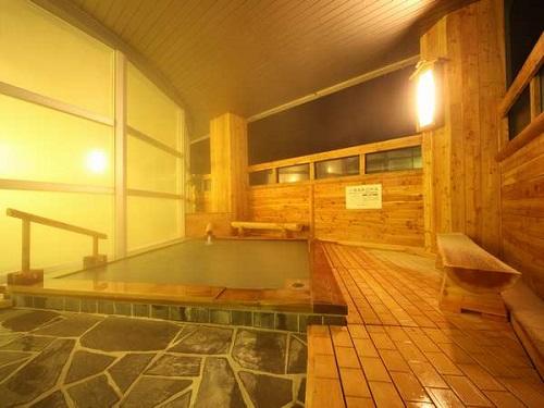 川湯観光ホテル 露天風呂(男性用)のイメージ