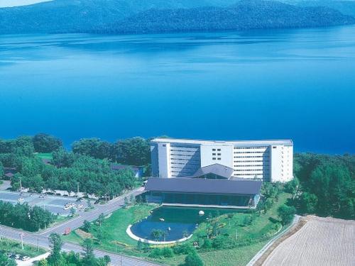 屈斜路プリンスホテル 全景イメージ(基本ホテルの一例)