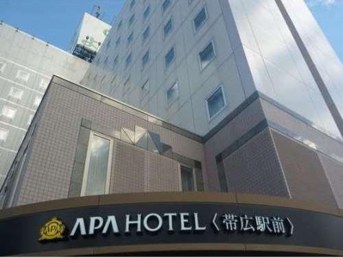 アパホテル 帯広駅前◆近畿日本ツーリスト