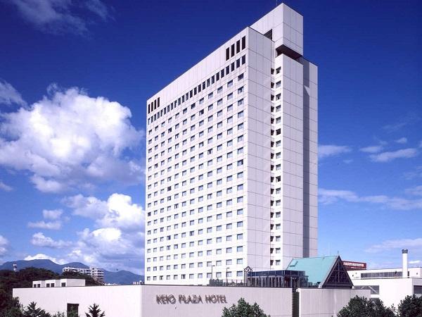 割増代金で選べるホテルの一例 札幌「京王プラザホテル札幌」 外観
