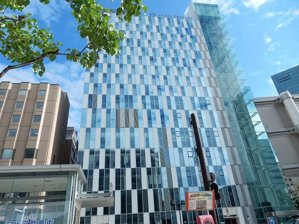 ひとっとびで札幌 ホテルグレイスリー札幌