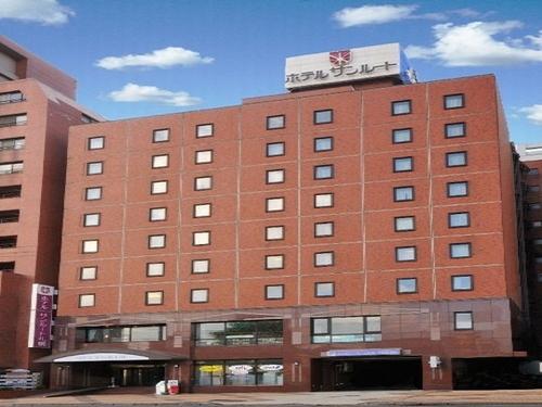 基本(割増なし)ホテル 「ホテルサンルート札幌」 外観