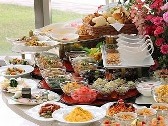 ホテル お料理(朝食バイキング)のイメージ