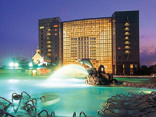 シャトレーゼ ガトーキングダムサッポロ ホテル&スパリゾート 外観(イメージ) ※割増あり