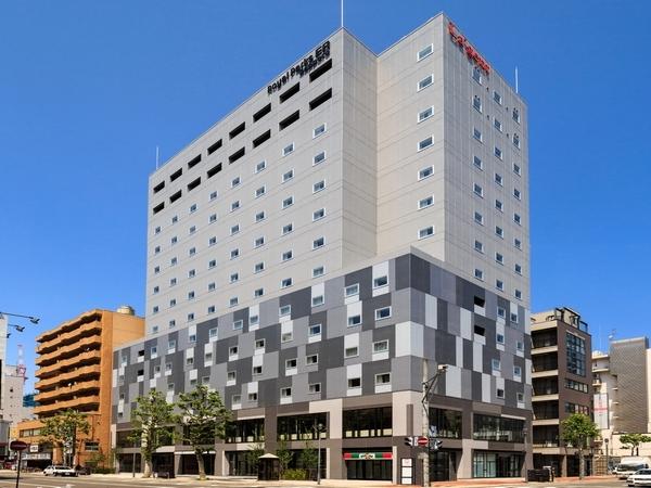 選べるホテルの一例 札幌「ラ・ジェント・ステイ札幌大通 」 外観