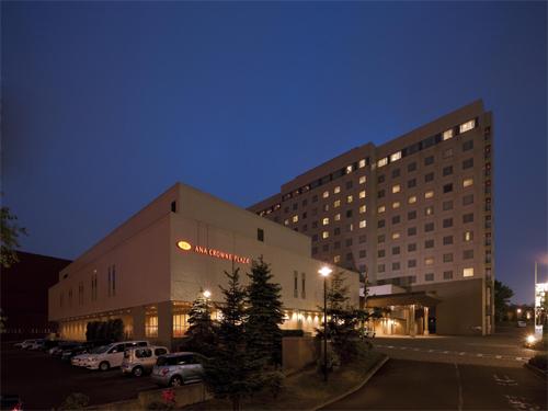 ANA クラウンプラザホテル千歳◆近畿日本ツーリスト