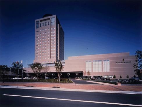 グランドホテル ニュー王子◆近畿日本ツーリスト