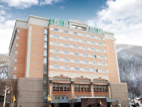 基本ホテル:登別万世閣外観イメージ