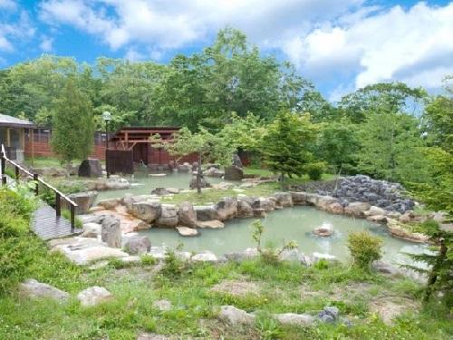 「しっとり」と「すべすべ」2種の泉質を持つホテル☆温泉かけ流し若返りの湯につかって寛ぎのひとときを♪ 北海道 ニセコ昆布温泉に泊まろう!スタンダードプラン