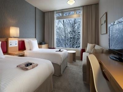 ホテル お部屋(ツイン)の一例