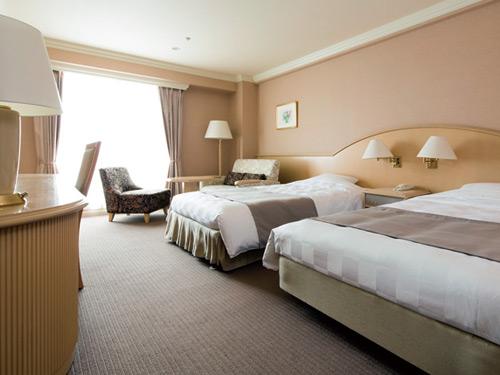 ホテル お部屋の一例