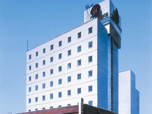 S(割増なし)ホテルの一例 「アクアガーデンホテル函館」 外観