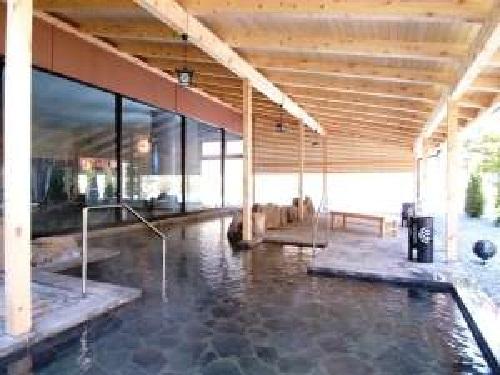 S(割増なし)ホテルの一例 「湯の川観光ホテル 祥苑」 露天風呂