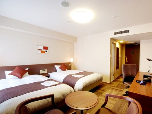【行こうよ東北】ダイワロイネットホテル八戸 ツイン(2名1室) 2日間