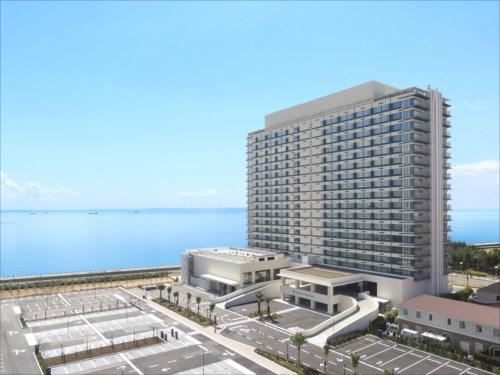 【のぞみ利用】東京ベイ東急ホテル 2〜4日間