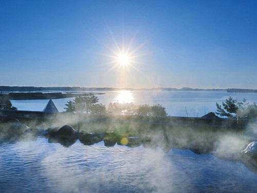 松島一の坊 露天風呂のイメージ※割増あり