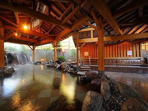 ホテル瑞鳳 露天風呂「潮瀧の湯」のイメージ※割増あり