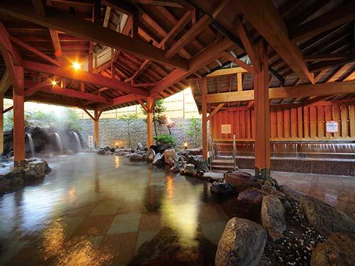 お風呂(露天風呂「潮滝の湯」)のイメージ