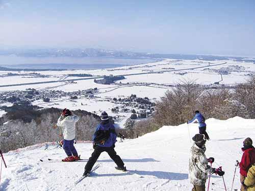 スキーやスノーボードを楽しもう♪福島 2~4日間