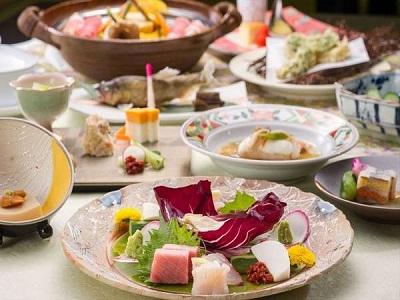 お料理(☆季節の和食会席)の一例