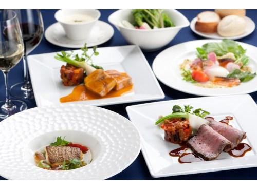 【まるっかじり那須へ行こう】 洋食コース料理プラン 3名定員