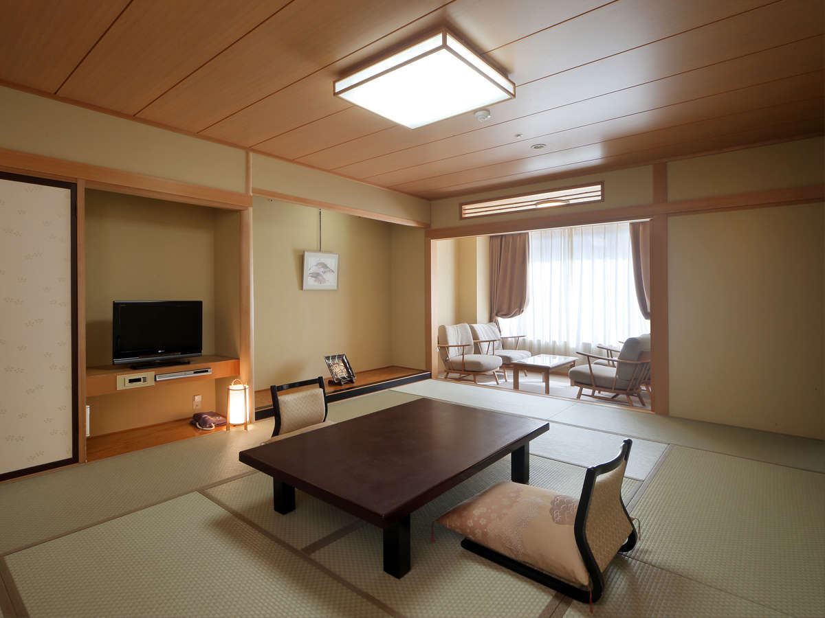 お部屋(秀峰館和室)の一例