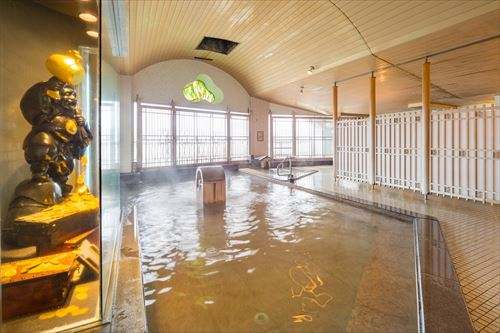 大浴場「大黒の湯」(男女入替)のイメージ