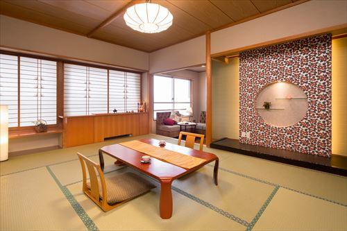 お部屋(和室(5名定員))の一例