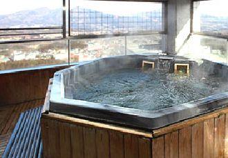 お風呂(露天風呂)の一例