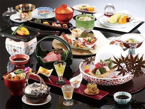 【割増】季節の和食会席膳の一例