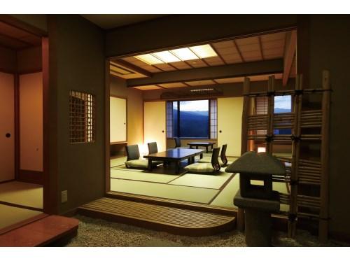 お部屋(新客殿/4〜7名)の一例