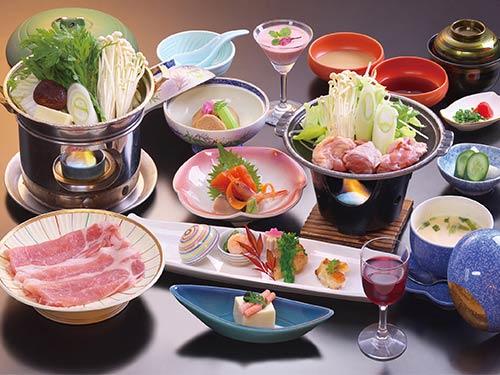 お料理(夕食)のイメージ