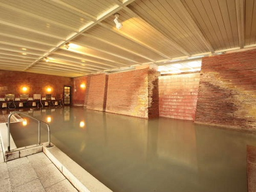 大浴場『石殿』