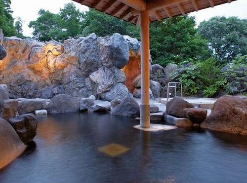 露天風呂「暁の湯」(女性用)