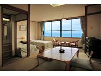 鴨川ユニバースホテル お部屋の一例