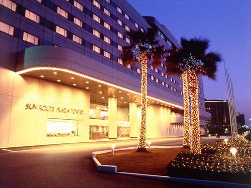 【JAL利用/福岡・北九州空港発着】わくわく東京ディズニーリゾートで遊ぼう!サンルートプラザ東京2・3日間
