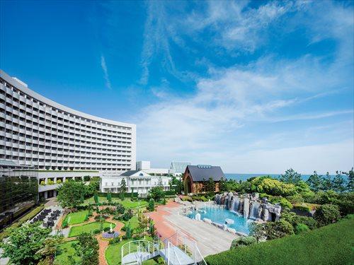 【のぞみ利用】シェラトン・グランデ・トーキョーベイ・ホテル 2〜4日間
