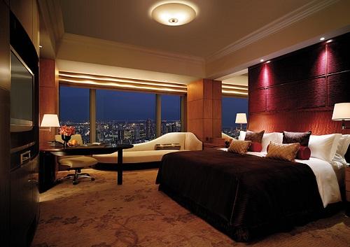 記念日のご宿泊におすすめ! ラグジュアリーホテル東京・横浜 デラックスダブルルーム