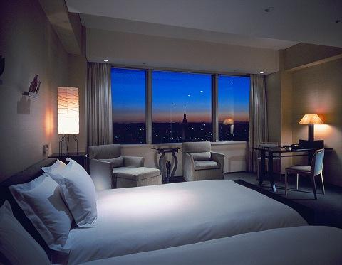 ラグジュアリーホテル東京・横浜 パークデラックスルームツイン