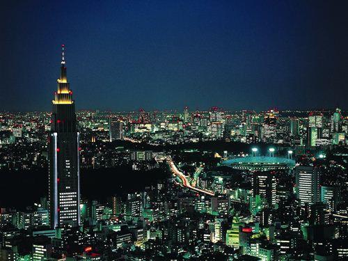 【きらめく極上の夜景を満喫♪】42階以上高層ビル群、東京タワー、東京スカイツリー側のお部屋をご用意! 【近畿日本ツーリスト×丸々もとお】 夜景プラン パークデラックスツイン 高層ビル群・東京タワー側