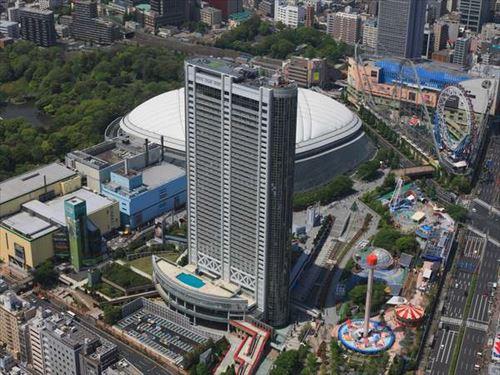 東京ドームシティ内に立地し、観光、ビジネスの拠点に便利 人気のホテルにお得に泊まろう! ツイン